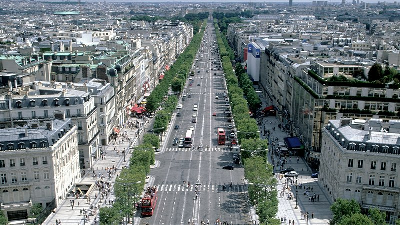 good quality best prices skate shoes How the Champs-Élysées is changing with the times | JLL France