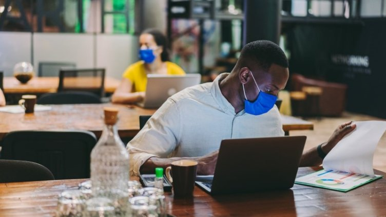 Employees perfer to work in flexible spaces during pandemic